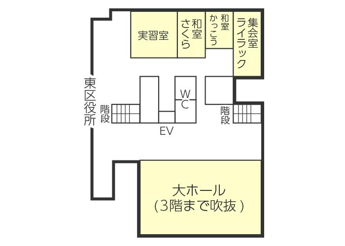 2階フロア画像
